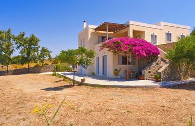 Photo for House family Friendly 126sqm - Syros  Cyclades Greece