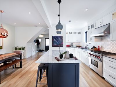 Photo for Gorgeous newly renovated home in heart of Roncesvalles Village, downtown Toronto
