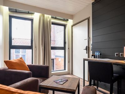 Photo for Vieille BÔurse - Cosy studio close to stations and old city - Welkeys