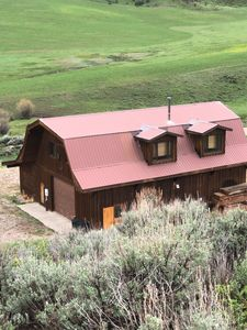 Photo for 2 BDR Cabin on The Sleeping Giant 100 Acres of Private Recreation Oppertunites