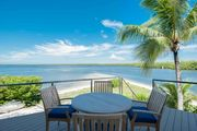 SPECTACULAR PROPERTY!! Secluded with  PRIVATE BEACH  dramatic panoramic views of Pine Island Sound.