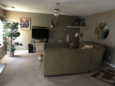 Photo for 3 bed 2 bath  with 2 Den family room