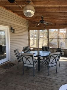 Photo for SPACIOUS LAKEHOUSE FOR YOU AND YOUR FAMILY TO ENJOY AT ROUGH RIVER RESORT