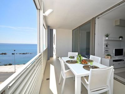 Photo for One bedroom Apartment, sleeps 4 in Gallipoli with Air Con