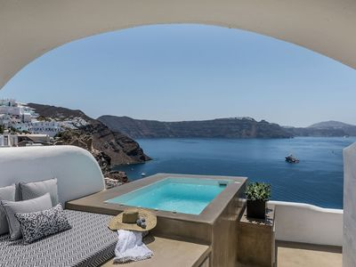 Photo for 3 Caves Villa by Caldera Houses