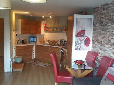 Photo for Beautiful 1 BedRoom Apartment in Elephant & Castle up to 4 Guests