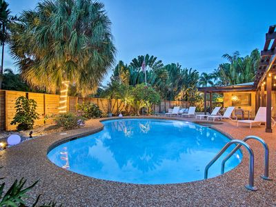 Photo for Updated & Private Oakland Park Home ~2 Mi to Beach