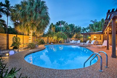 Oakland Park, Florida is the perfect oasis!