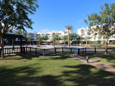 Photo for Located on the La Torre Golf Resort with Communal Pools