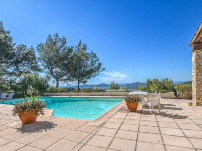 Photo for Vacation home Les Baux Rouges in Sollies-Ville - 8 persons, 4 bedrooms