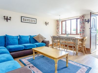 Photo for Mallard Cottage - modern family holiday cottage in beautiful rural Devon location with amazing on