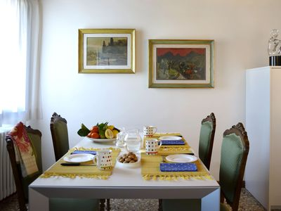 Photo for LUXURIOUS APPARTMENT IN THE HEART OF VENICE