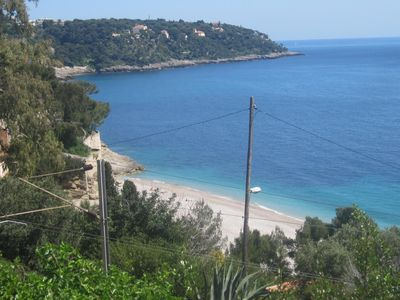 Photo for The GULF BLUE: Fully equipped studio for 4 people between Monaco and Menton
