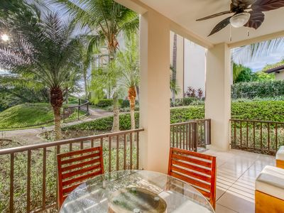 Photo for Luxury ground-level condo with shared pool, and gated entrance