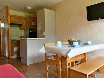 Photo for Grand Cap 3 - Appt 4 pers in Chalet - CALM & NATURE