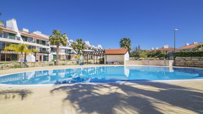 Photo for Stunning 2 bedroom apartment with private roof terrace in Vila Sol, Vilamoura