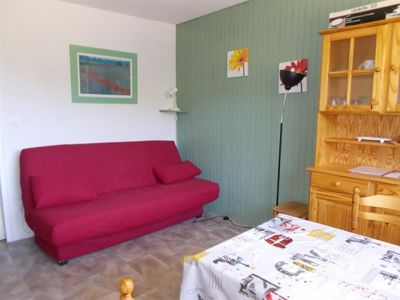 Photo for Apartment Besse-et-Saint-Anastaise-Super Besse, studio flat, 4 persons