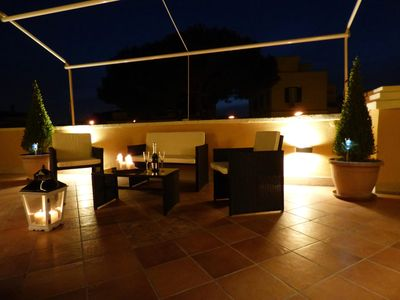 Photo for Central Rome Attic Terrace - NEW -