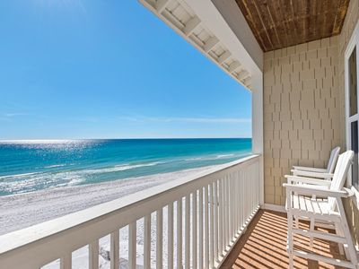 Photo for Leeward I Unit 8- Amazing views ~ Located in Beautiful Seagrove Beach!