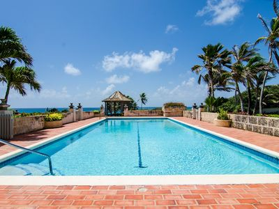 Photo for Beautiful Three Bedroom House Overlooking The Deep Blue Sea