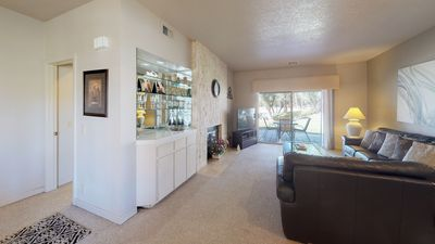 Photo for A spacious two bedroom, two bathroom single story condo at Desert Falls Country
