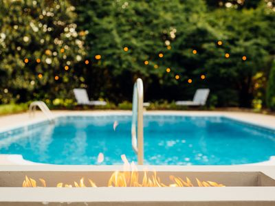 """Photo for Close to everything (location wow) in a private home with a pool! """"The Ville"""""""
