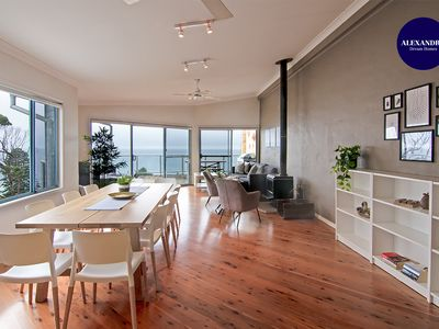 Photo for AVOCA HEIGHTS // 4 BDR 2.5 BTH // DIRECT OCEAN VIEWS // BBQ & FIRE PLACE LUXURY