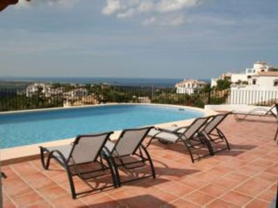 Photo for 5 Star Large Villa With Oversize Private Pool, BBQ, Sea And Mountain Views