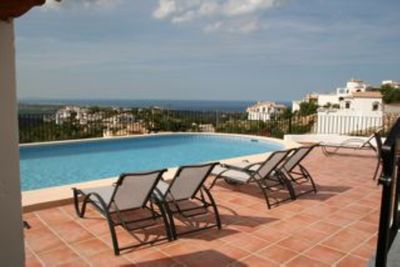 Large Dream Villa With Everything - Pool 17 by 34 feet and plenty of terrace