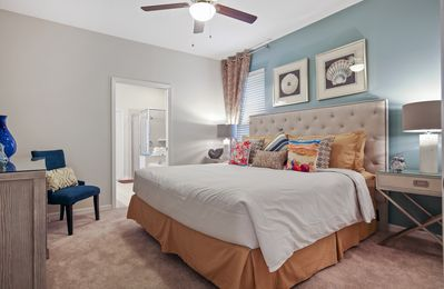 Photo for NEW LISTING! 5 Miles to Disney,Private Pool+Spa,Farmland View,Game Rm,Clubhouse
