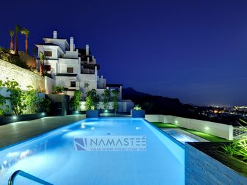 Amazing rental apartment with sea view Marbella