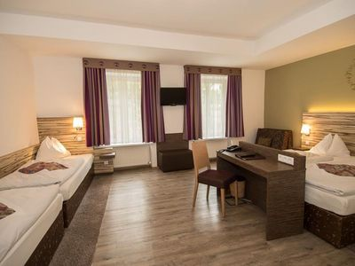 Photo for Quintuple room with shower, WC - Hotel Dollinger
