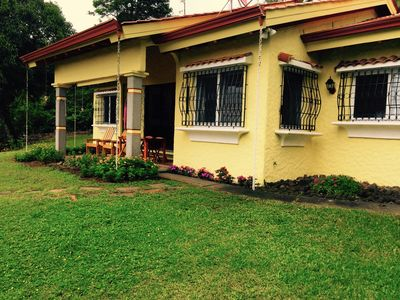 Photo for Private and Comfortable Home in a Beautiful Setting With View of Lake Arenal