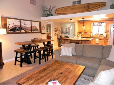 Photo for Beautiful, Peaceful, Updated Condo in the Desert near Heated Pool & Hot Tub