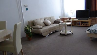 Photo for This charming 50m² apartment is located in the center of hist. Old Town of Quedlinburg