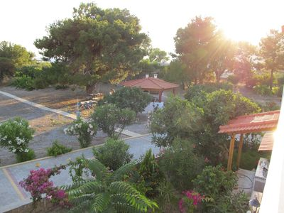 Photo for A two-Bedroom Apartment close To The Main Beach Of Pefkos and Shopping Centre.