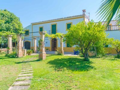 Photo for FINCA SON AMORA (ES NINS)  - Apartment with shared pool in Son Ferriol.