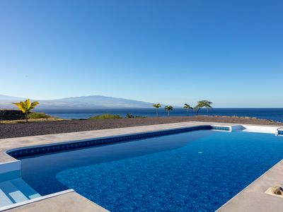 Photo for OCEAN VIEW home with  a POOL~ discounts available for small groups