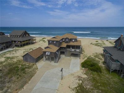Photo for Tankard: 6 BR / 4 BA house in Nags Head, Sleeps 12