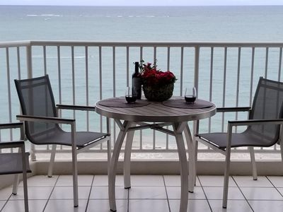 Photo for Panoramic Ocean View Condo with Large Private Pool