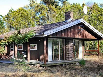 Photo for Cozy Holiday Home in Ålbæk with Private Whirlpool