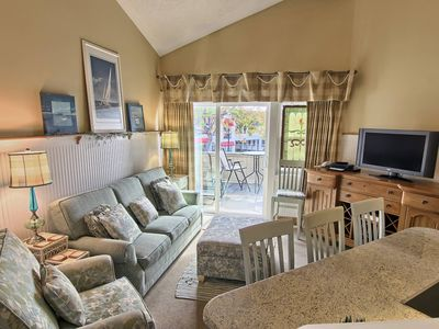 Photo for 2BR Condo Vacation Rental in Charlevoix, Michigan