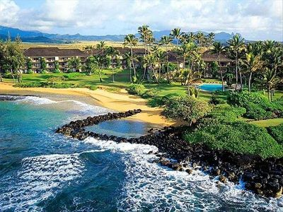 Photo for Outstanding View at Lae Nani Bldg 5, Oceanfront Paradise on Kauai