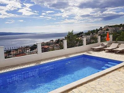 Photo for holiday home, Omis - Stanici  in Mitteldalmatien - 10 persons, 4 bedrooms