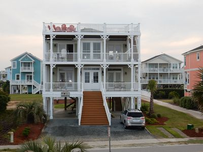 Photo for Across The Street From The Beach, Private Beach & Pool Access, Fantastic Views