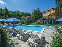 Stunning villa Fantastic space gorgeous pool and superb communication with the owners