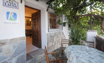 Photo for Comfortable house in the National Parc of Sierra Nevada 4/6 sleeps, Alpujarras, Granada
