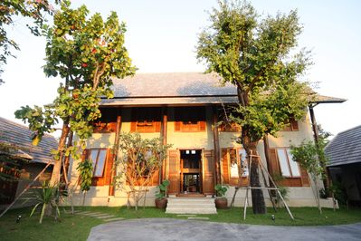 4 Bedroom Villa in Chiangmai with Pool.