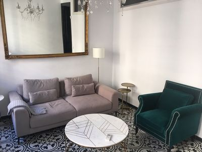 Photo for Charming newly renovated 3 bedrooms apartment in Eixample
