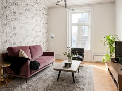 Photo for Incredible 3BR in Plateau by Sonder